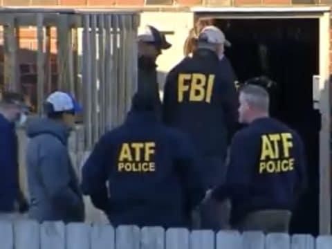 Nashville explosion suspect's home raided