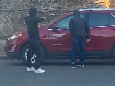 Minneapolis carjackings