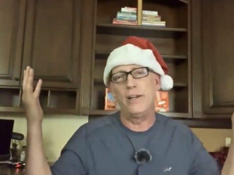Dilbert creator Scott Adams explains
