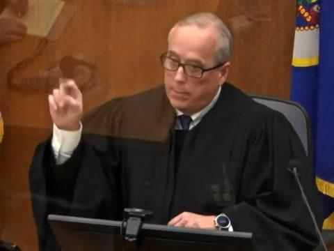 Judge in Derek Chauvin trial