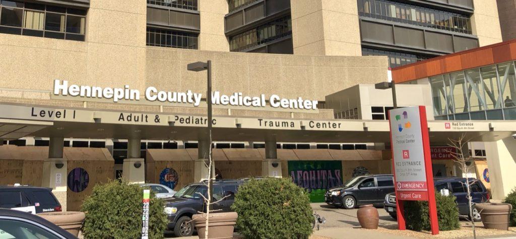 Minneapolis Hospital Hennepin County