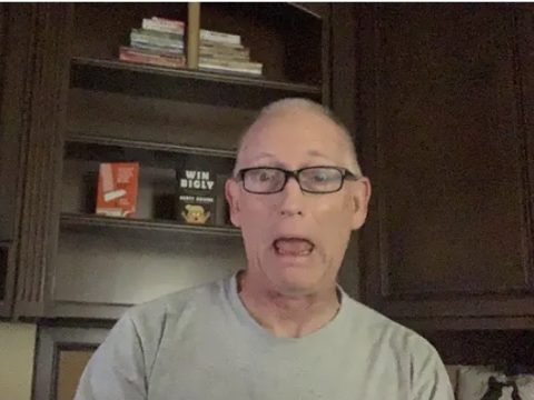 How to Negotiate with the Taliban Scott Adams impression